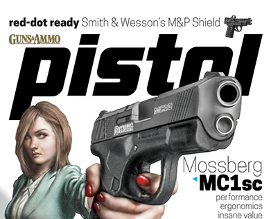 pistol magazine 2019