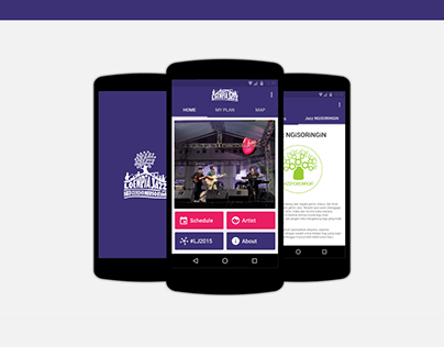 Loenpia Jazz 2015 (Mobile App)