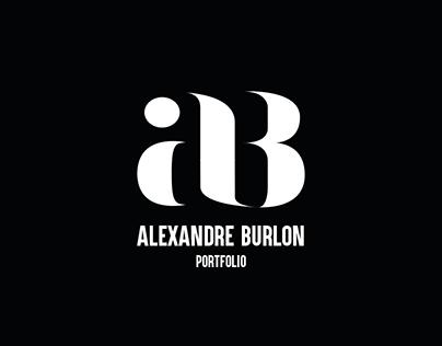 Portfolio - Burlon Alexandre