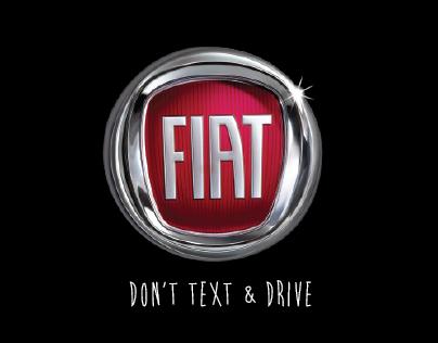 Fiat - Don't Text & Drive