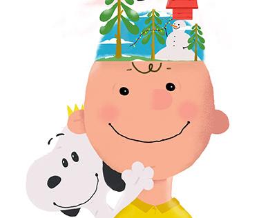 Arte inspirado en Snoopy: la película, 20th Century Fox