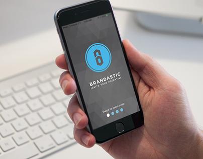 Brandastic Analytics App