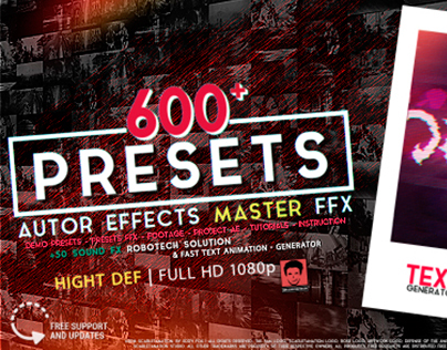 AUTHOR Effects Master FFX
