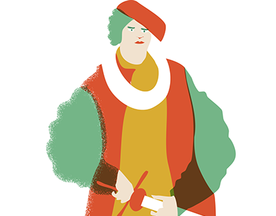 An illustrated costume history