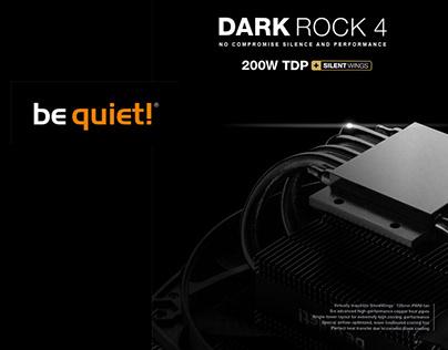 BE QUIET - Dark Rock 4