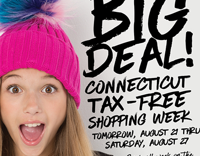 Tax-Free Shopping Week