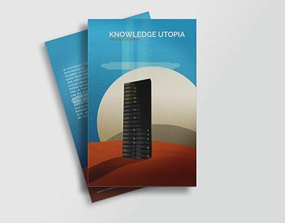 Knowledge Utopia - A book cover