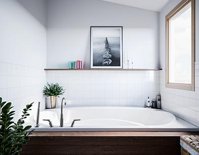 Mini Bathroom (Remake)