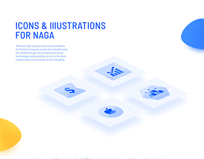 ICONS&ILLUSTRATIONы FOR NAGA