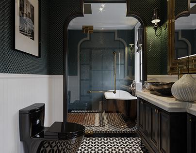 INDOCHINE BATHROOM