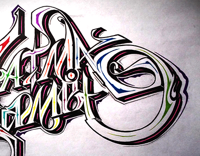 Typography | Sketch