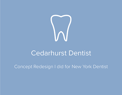Dentist Concept Design