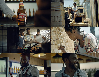 """""""Txilar - The new Beer of Mozambique"""" #adv"""