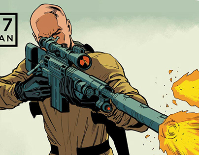 Agent 47: Birth of the Hitman - (Re)Color