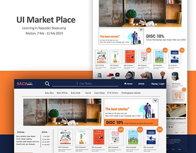 Ui Market Place