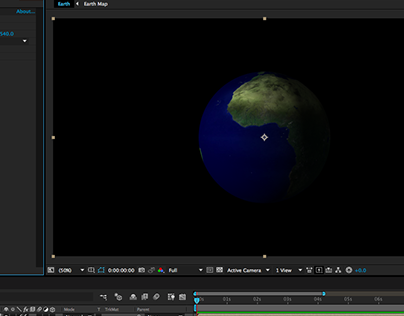 Earth Day in After Effects