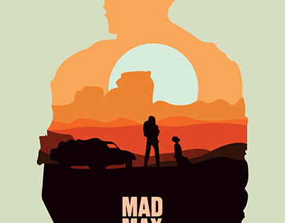 "Locandina film ""Mad Max: Fury Road"""