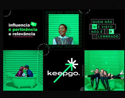 SOCIAL MEDIA - KEEPGO