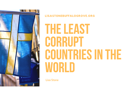 The Least Corrupt Countries in the World