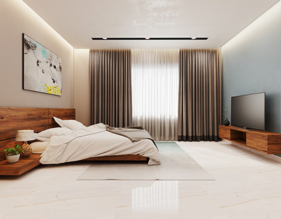 BED ROOM VISUALIZATION