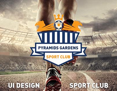 Sporting Club Website