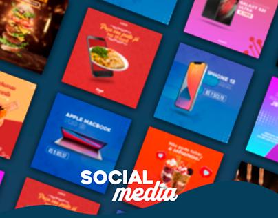 Design Social Media 2021