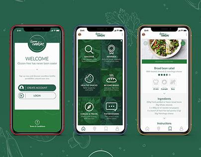 Green Cookies App