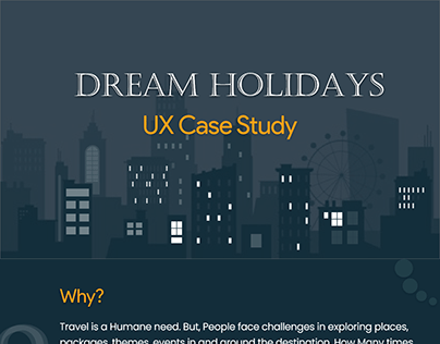 Holiday app case-study