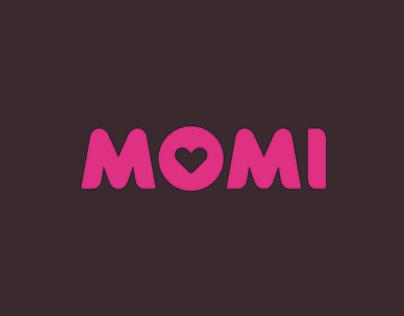 MOMI New Branding