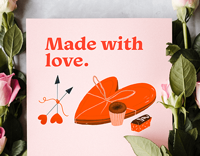 Valentine's Day Illustrations