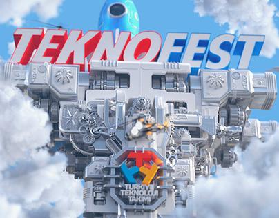 TEKNOFEST - Technology Festival (TVC)