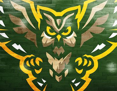OWL Mascot logo - FOR SALE