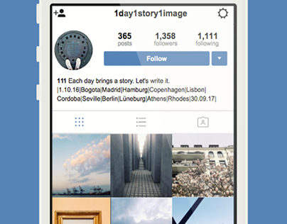 111- @1day1story1image Project