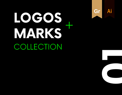 LOGOS + MARKS COLLECTION 01