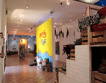 """Exposición temporal """"Mercados de Quito"""""""