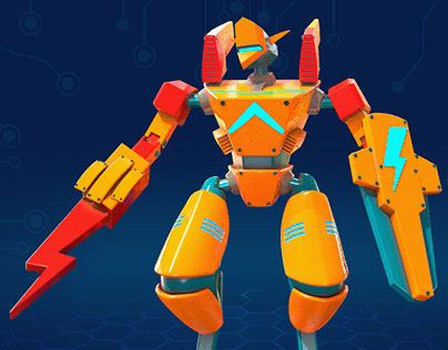 Robots VR - INTERNEXA