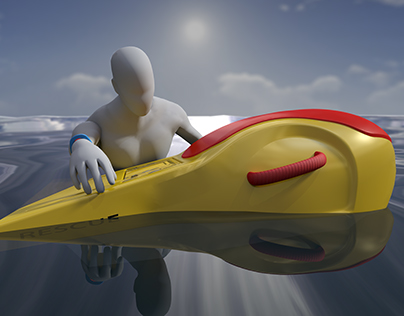 ARC: Autonomous Rescue Craft