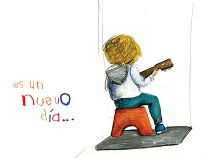 Es Un Nuevo día, by Francisca Bravo