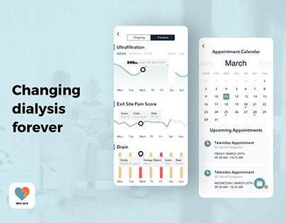 Medical App UX and UI