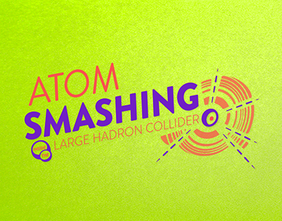 Atom Smashing Science Exhibit