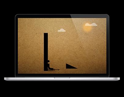 Motion Graphics/Short - Curious - 2012