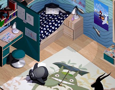 Room in 3D