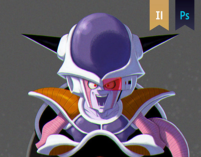 Freezer (Dragon Ball): Character Design