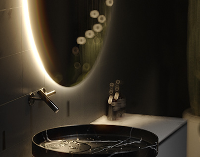 BATHROOM FULL CGI