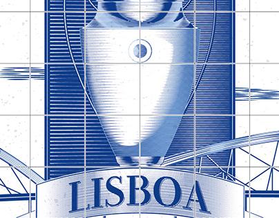 Lisboa - Uefa Champions League Final