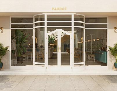 PARROT CAFE