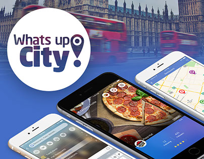 Whats Up City App