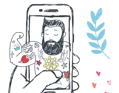 Infographic: Mobile Love