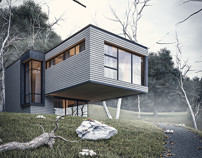 FOREST HOUSE.