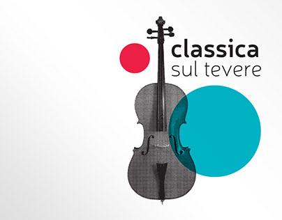 Classica sul Tevere | Visual Identity